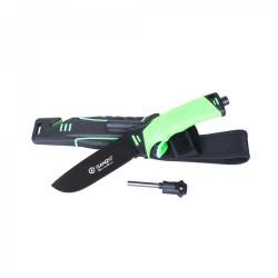 Нож Ganzo G8012 светло-зеленый
